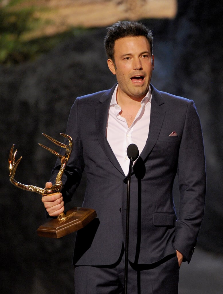 Ben Affleck at the Guys Choice Awards 2013 | Pictures