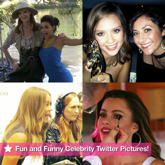 Celebrity Twitter Pictures Week of September 14, 2011