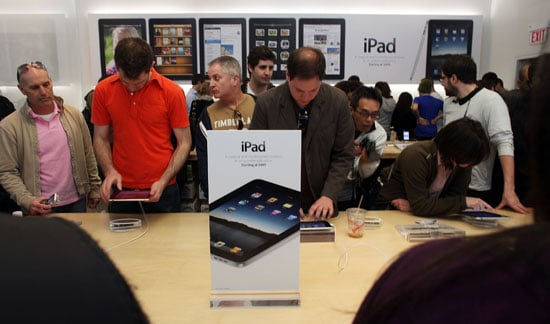 iPad International Launch Delay