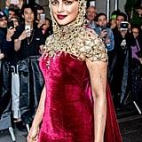 Priyanka Chopra Wedding Dress Designer