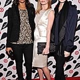 Zoe Saldana, Kate Bosworth, and Allison Williams