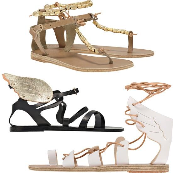Ancient Greek Sandals Resort 2013