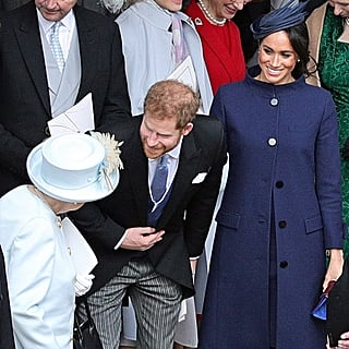 How Prince Harry and Meghan Told Family About Baby News