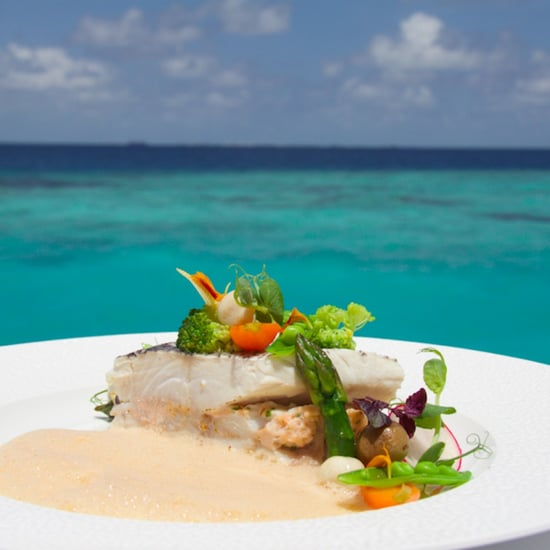 Steamed White Snapper