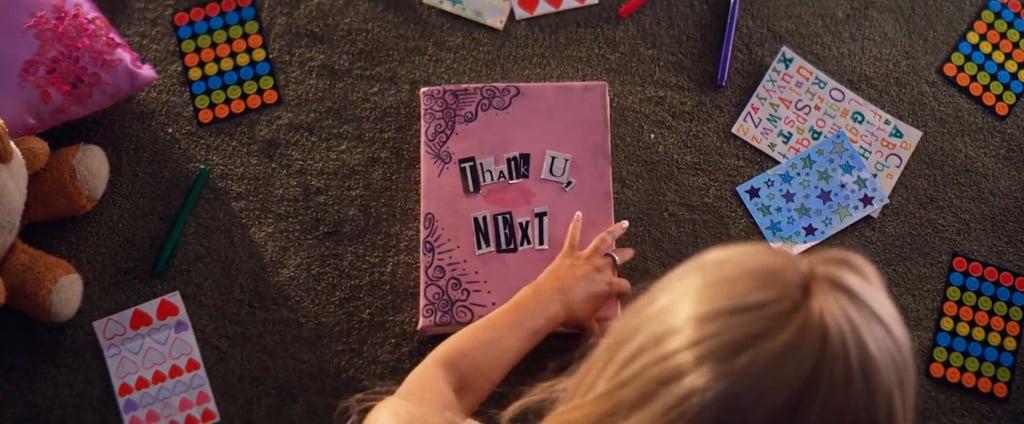 """Thank U, Next"" Video References to Pete Davidson"