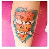 Pizza Not Patriarchy
