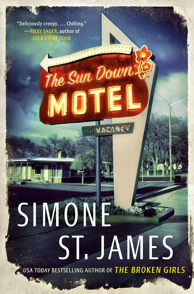 Best Thriller or Mystery Book of 2020: The Sun Down Motel by Simone St. James