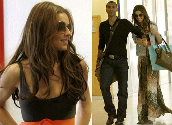 12/06/2009 Cheryl Cole and Ashley Cole