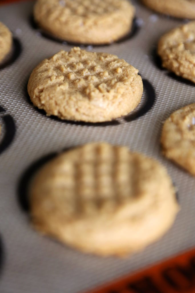 Easiest-Ever Peanut Butter Cookies