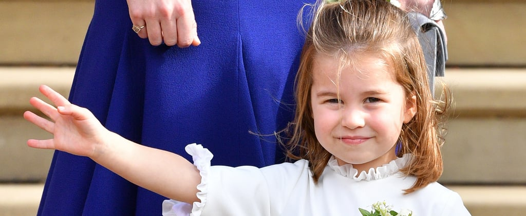 "Prince William Says Princess Charlotte ""Loves Unicorns"""