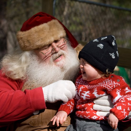 Should You Force Your Kid to Sit on Santa's Lap?