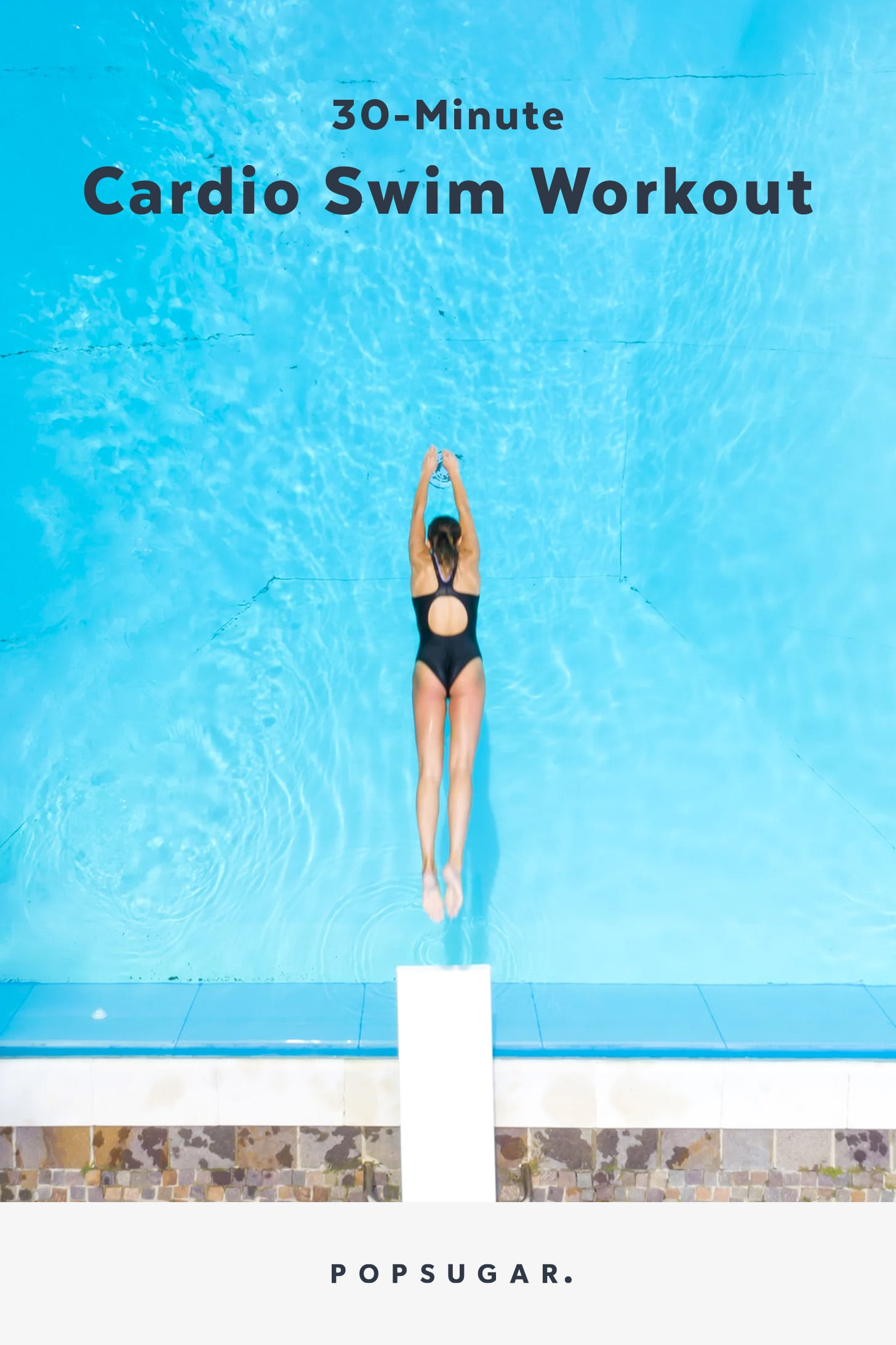 Swim Workout For Beginners Popsugar Fitness