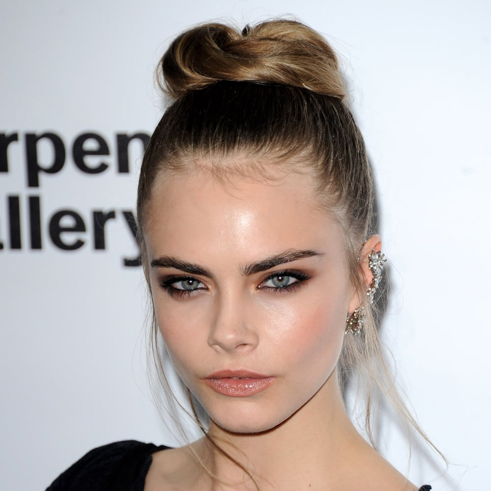 Model Cara Delevingne Rocked Some Seriously Enchanting Eye Makeup At This Week S Top 5 Celebrity Beauty Looks From Blake Lively Kate Waterhouse And More Popsugar Beauty Australia Photo 2