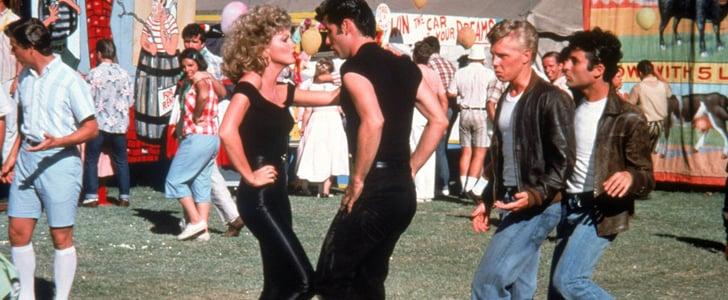 31. Grease: Whether you were a Sandra Dee or a Sandy, those high-shine spandex pants were the ones that you wanted.  32. Pretty Woman: Miss this on our list? Big mistake. Big. Huge. 33. Confessions of a Shopaholic: Because Rebecca's wardrobe sale is good enough to get her out of debt. Source: Facebook user Grease
