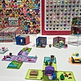 Like a modern Polly Pocket, My Mini MixieQ's are little figure collectibles that come in blind bags, making half of the fun the mystery of the draw!