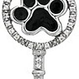 ASPCA Tender Voices Paw Key Pendant  ($149)