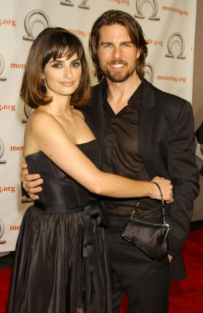 Penélope's other high-profile relationship was with Tom Cruise, whom she met while filming Vanilla Sky and dated until 2004.