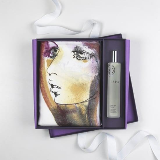 Julie Verhoeven ESPA Scarf Collaboration