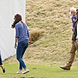 Prince George Playing With His Cousins June 2015 | Pictures