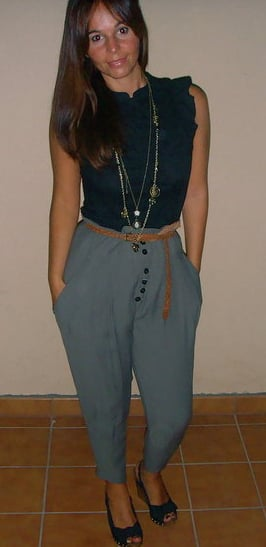 Look of the Day: Nuevo Silhouette