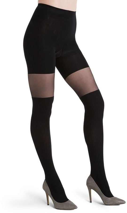 ASSETS Red Hot Label by Spanx Over-the-Knee Tights ($22)