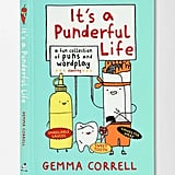 It's A Punderful Life By Gemma Correll, $19.52