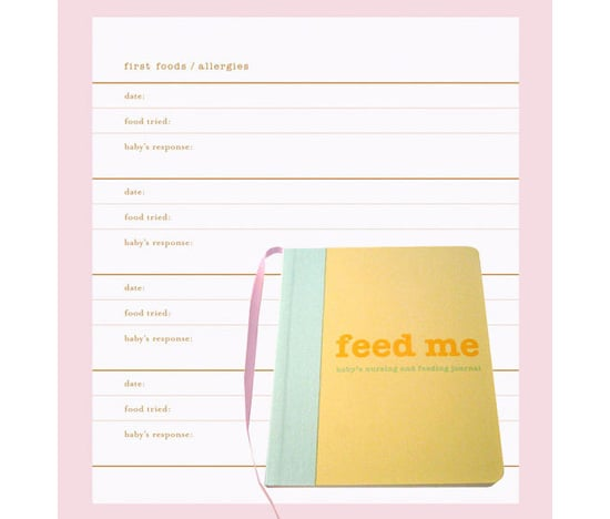 Feed Me Nursing and Feeding Journal