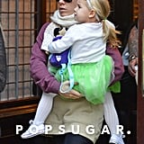 Pink and her daughter, Willow, stepped out in NYC on Sunday.