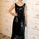 Amber Heard at the Art of Elysium Heaven Gala 2014