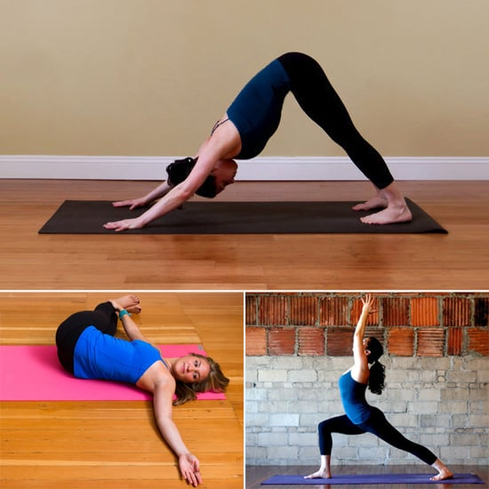 A Yoga Sequence to Wind Down After Work