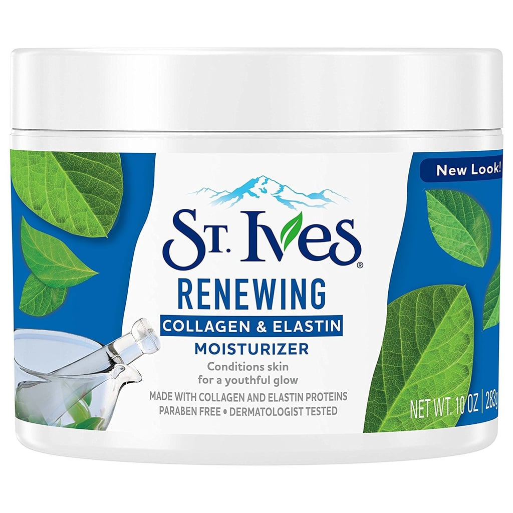St. Ives Facial Moisturizer Review
