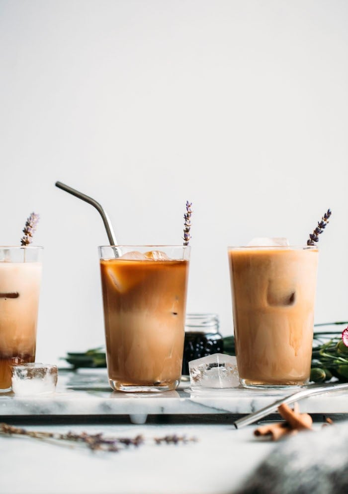 Healthy Cold and Iced Drink Recipes