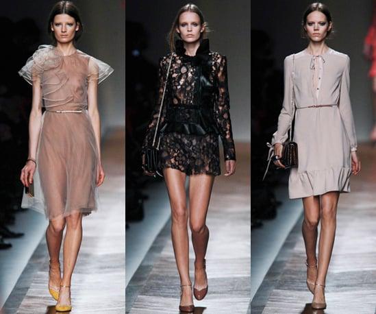 Photos of Valentino Spring 2011 at Paris Fashion Week