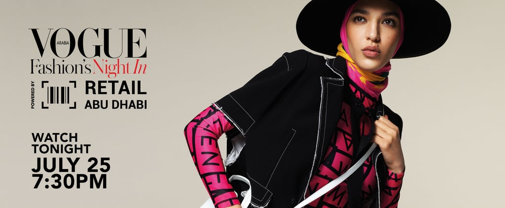 Vogue Fashion's Night In, Powered By Retail Abu Dhabi