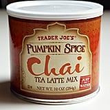 Trader Joe's Pumpkin Spice Chai Tea Latte Mix