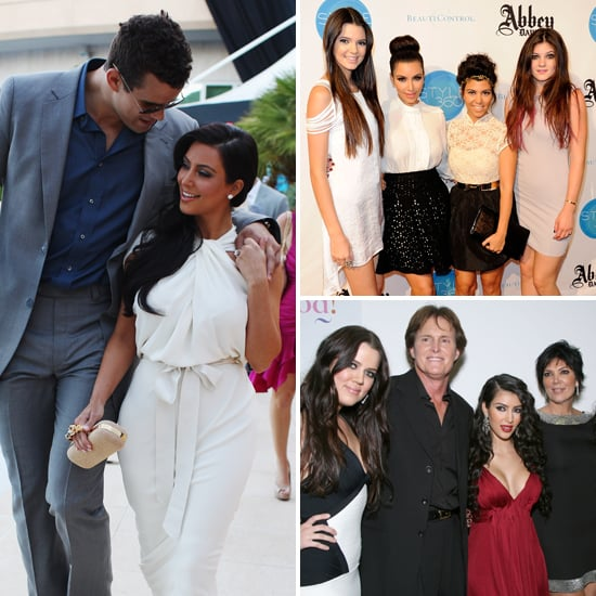Kim Kardashian Family Pictures to Celebrate Her Birthday With Khloe, Kourtney, Kris and More
