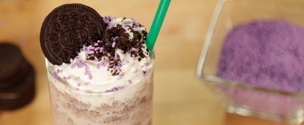 Starbucks Oreo Frappuccino Recipe From Secret Menu
