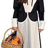Girl's Pilgrim Costume