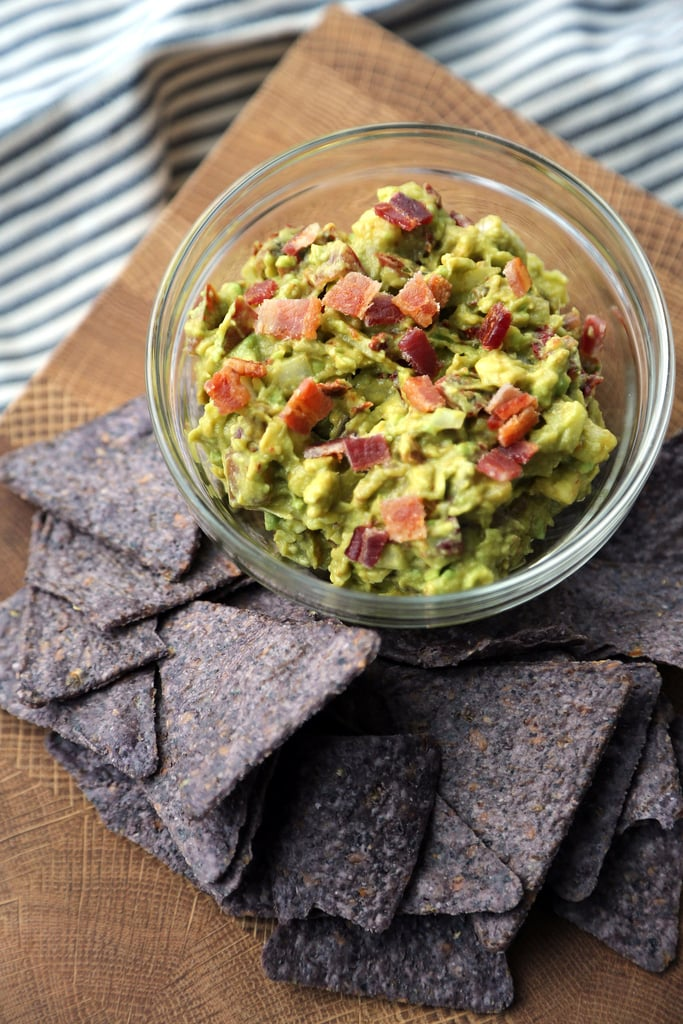 Seriously Indulgent: Bacon Guacamole