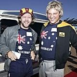2005: Tim Ross and Merrick Watts
