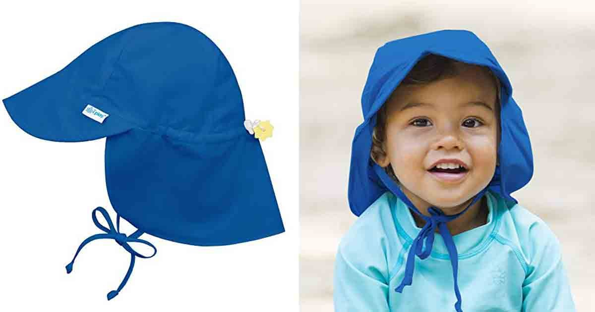 Over 3,100 Parents Agree This Is the Very Best Sun Hat For Your Kids — It Stays On!