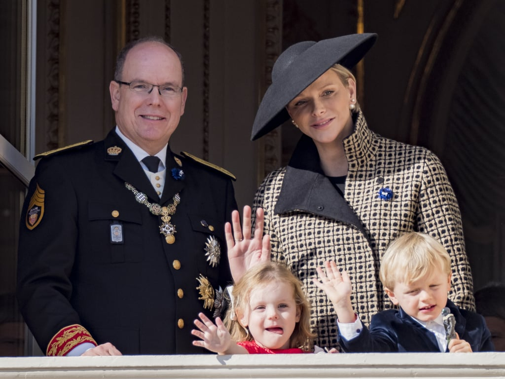 The Monaco royal family made an adorable appearance in honour of the country's National Day celebrations on Monday. Prince Albert II and Princess Charlene greeted people from the royal palace's balcony and were joined by their beautiful 3-year-old twins, Prince Jacques and Princess Gabriella. The young royals were as cute as can be as they waved to the crowd, played with their toys, and watched the military parade. The last time we saw Jacques and Gabriella was at the family's end-of-Summer picnic back in August.  National Day, also known as the Sovereign Prince's Day, is celebrated every year and dates back to 1857, when Prince Charles III came up with the holiday in honour of the people of Monaco. When Albert took the throne in 2005, he decided to continue the tradition and declared Nov. 19 as National Day.       Related:                                                                                                           8 Facts About Charlene and Albert's Wedding That Will Still Fascinate You Today