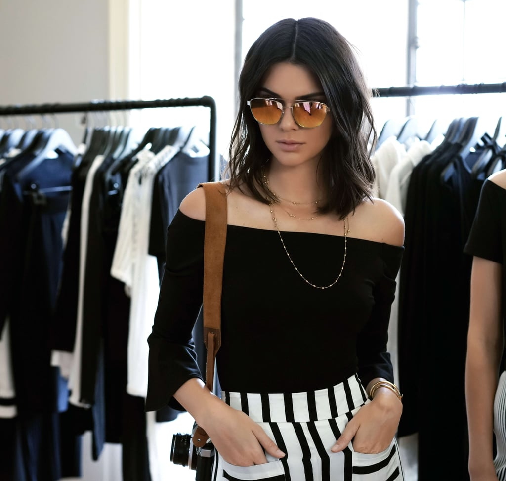Kendall and Kylie Eyewear Collection Spring 2017