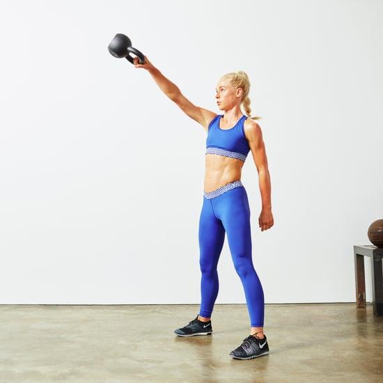 Krafttraining gegen Bauchfett