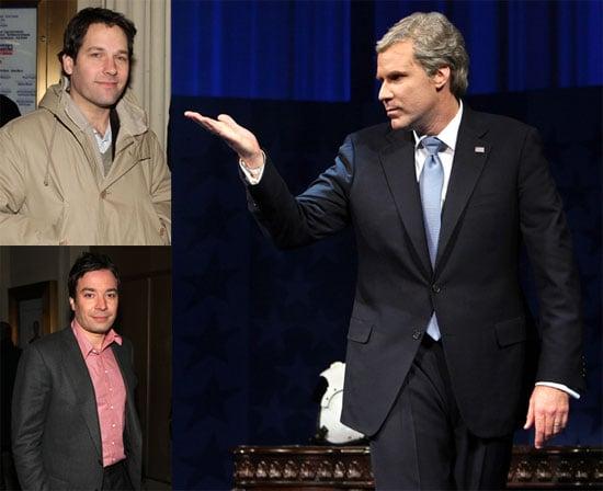 Will Ferrell as George Bush