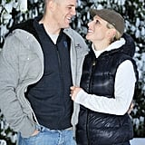 Zara Phillips and Mike Tindall Engagement Announcement, December 2010