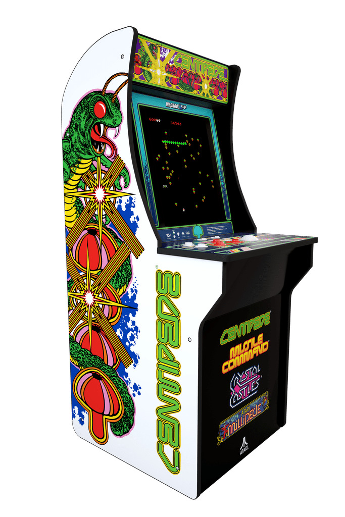 Walmart Is Selling Full-Size Arcade Games and Someone Go, Get Me My Bag of Quarters