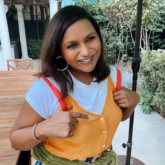 Mindy Kaling's Devi Vishwakumar Halloween Costume