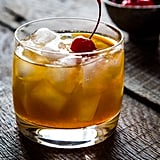 Bourbon Maple Cocktail