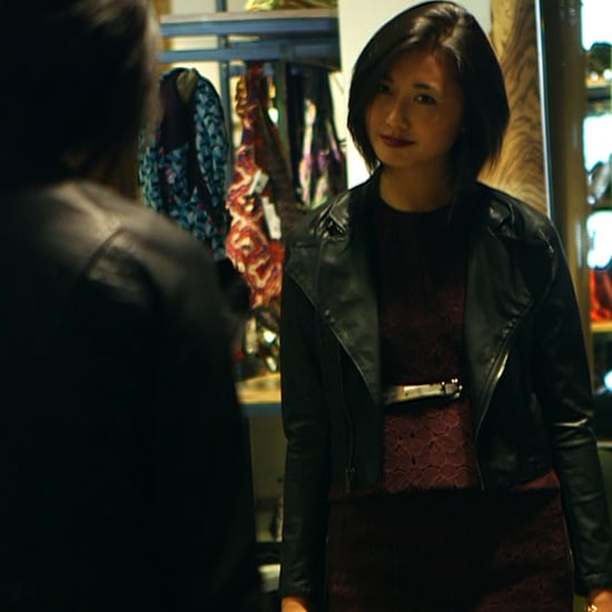 How to Wear Burgundy For Fall 2012 (Video)